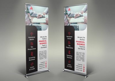 042 - Financial Roll Up Banner