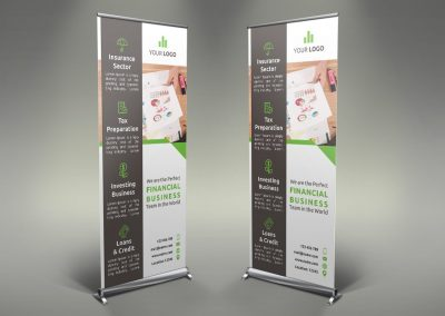 044 - Financial Roll Up Banner