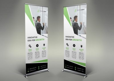 053 - Business Roll Up Banner
